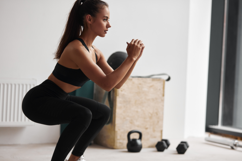 gérer le stress avec le fitness