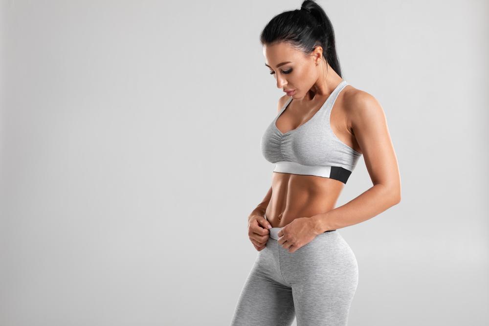 perdre de la graisse avec une ceinture abdominale